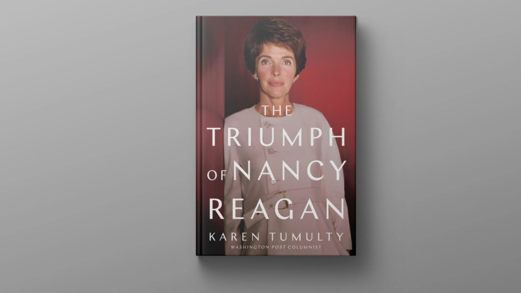 'The Triumph of Nancy Reagan' explores former first lady's influence in the White House
