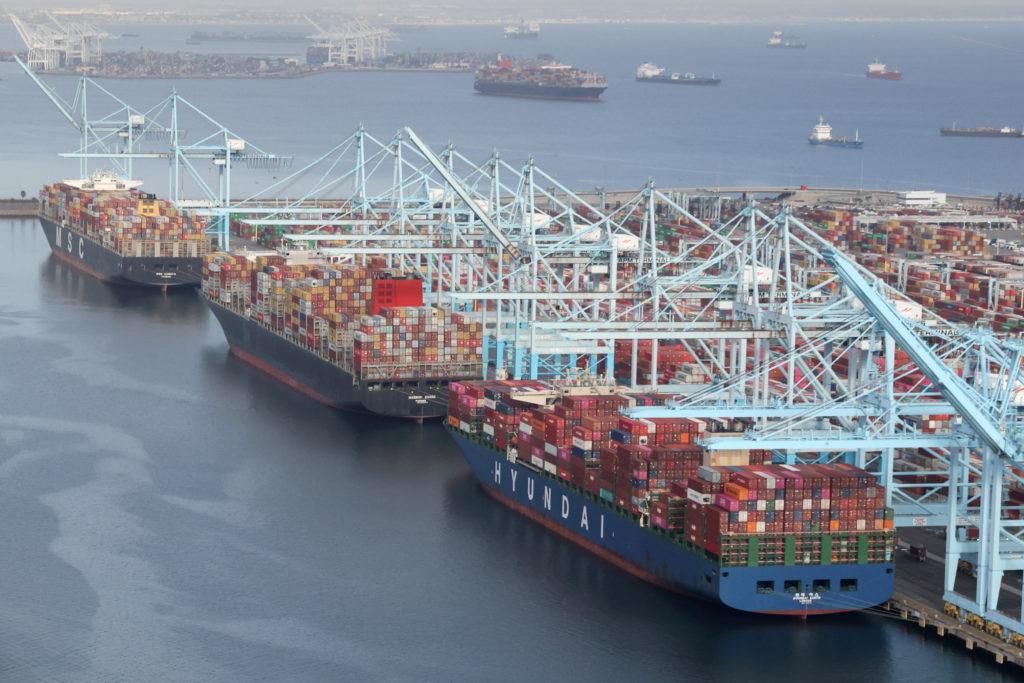 U.S. trade deficit hit record $74.4 billion in March - PBS NewsHour