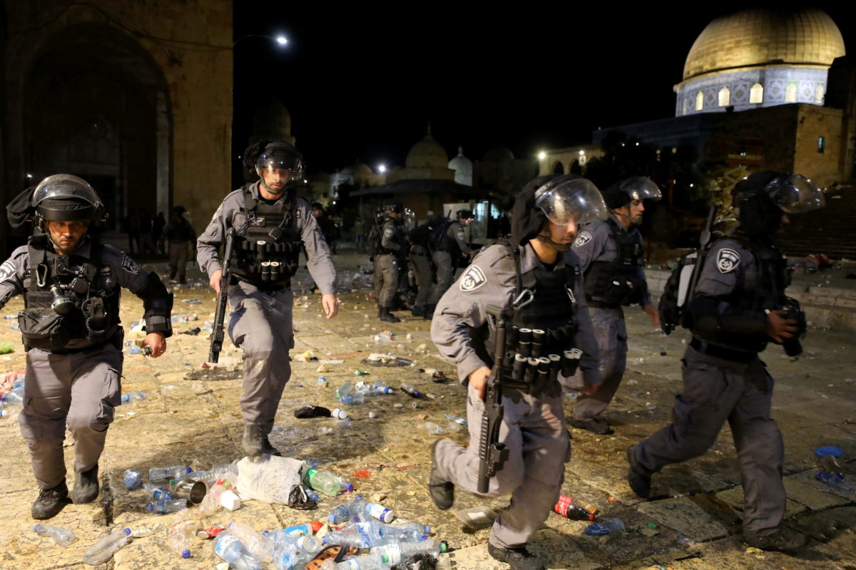 Israeli Police Beef Up Presence in Jerusalem Ahead of Expected Unrest After Heavy Clashes With Palestinians