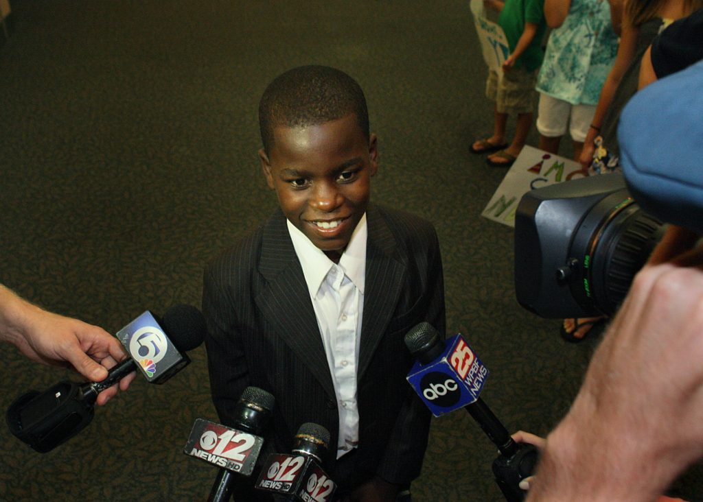 Kid reporter who interviewed Obama at White House dies at 23