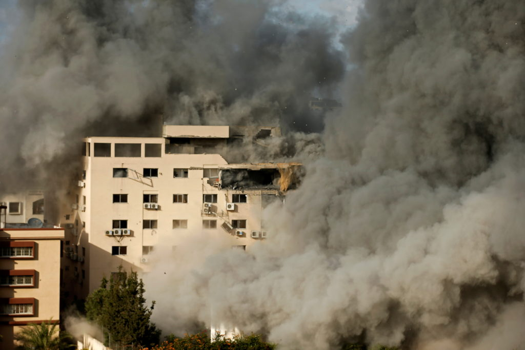 U.S. distances itself from demands for Israel-Hamas cease-fire