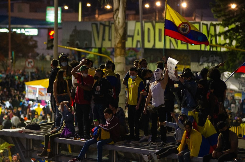 Colombia protests enter week three as violence escalates