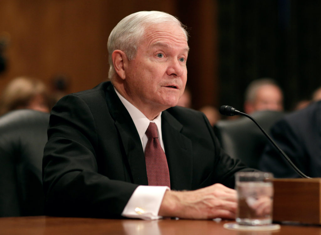 Robert Gates on US action in Iran, Afghanistan and China