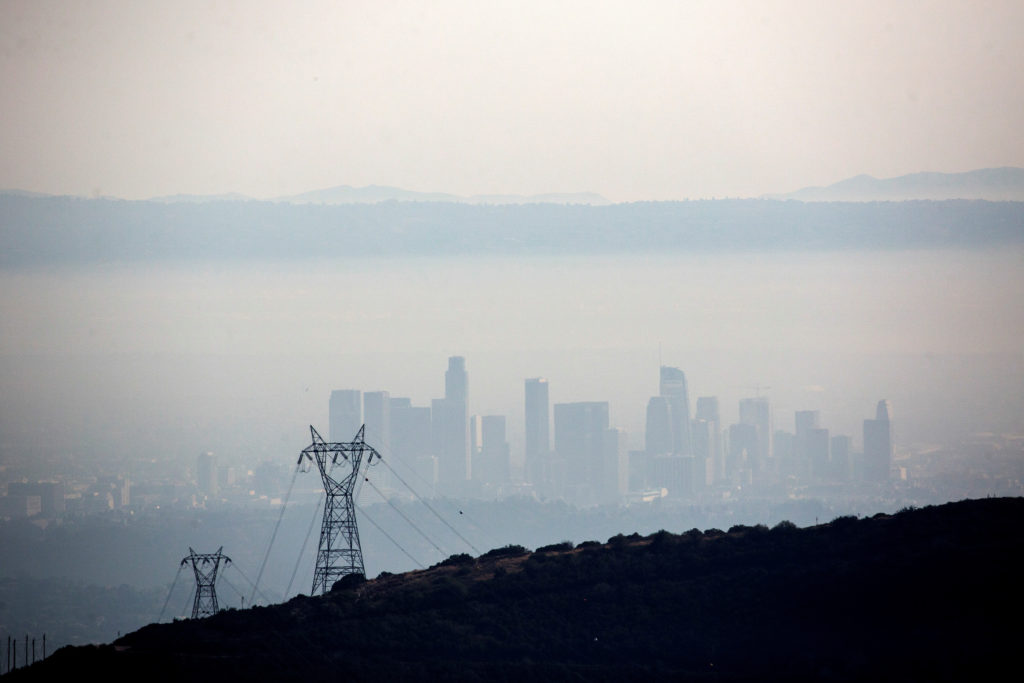 Carbon dioxide in the air has reached another dangerous milestone
