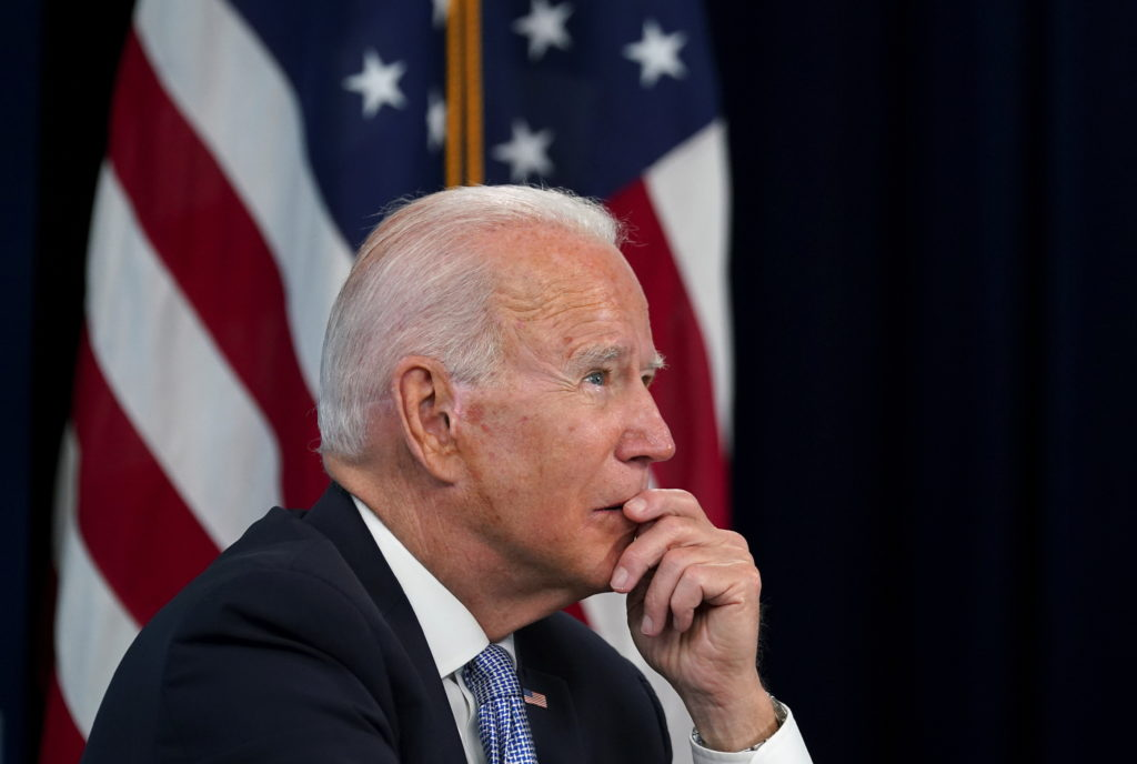 U.S. President Biden holds meeting on preparedness to heat, drought and wildfires, in Washington