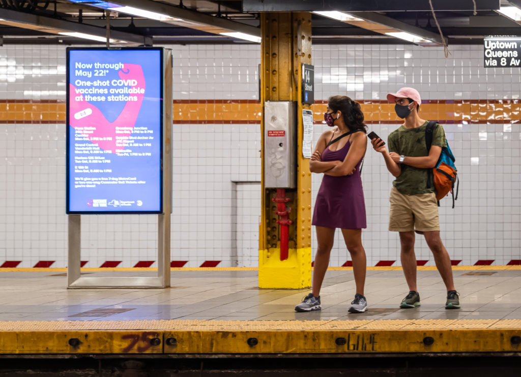 New York City Reopens As Most Pandemic Restrictions Are Lifted
