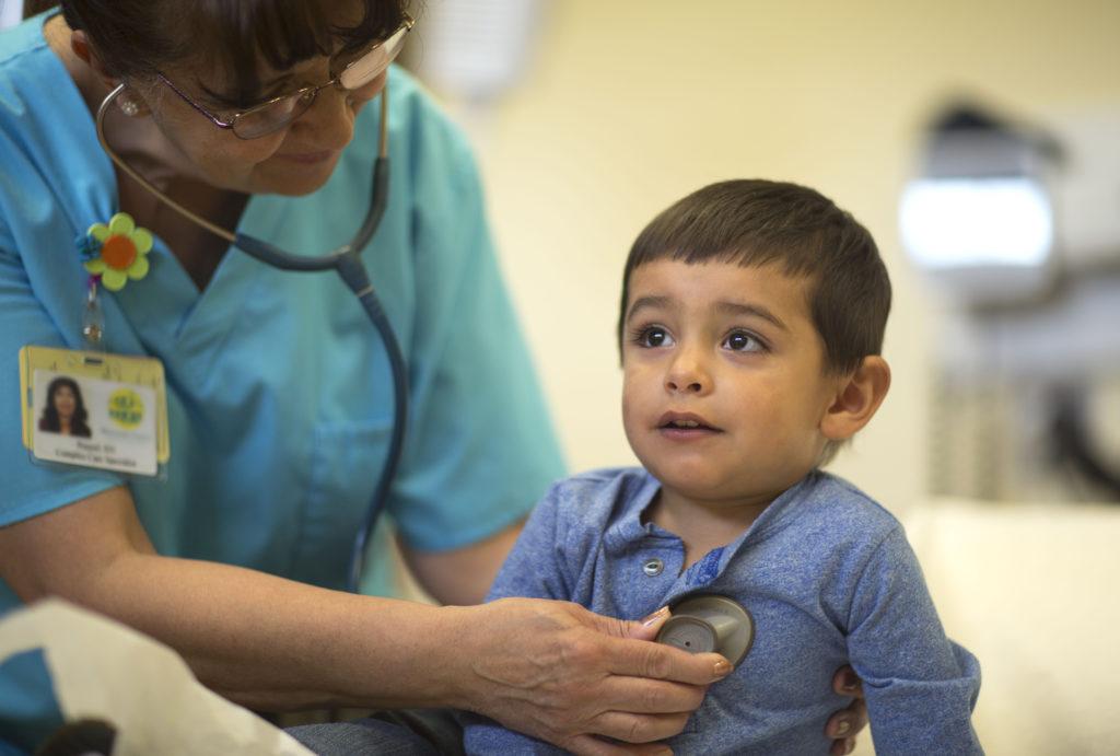 Primary Healthcare Clinic Scenes