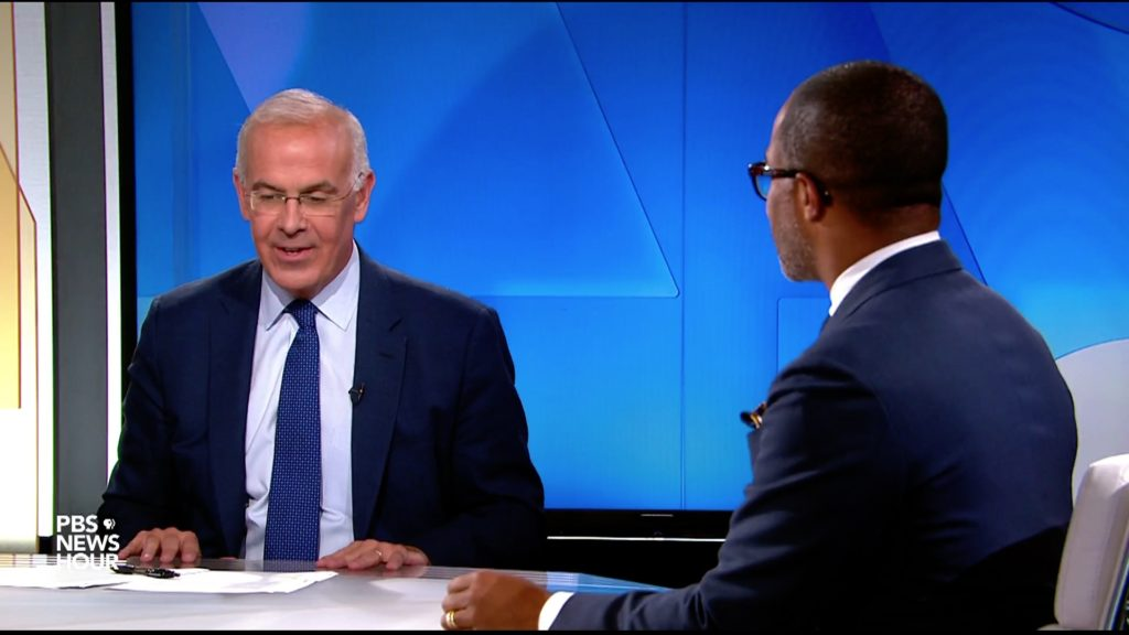 Brooks and Capehart on Biden at the G-7 summit, the Justice Department under Trump