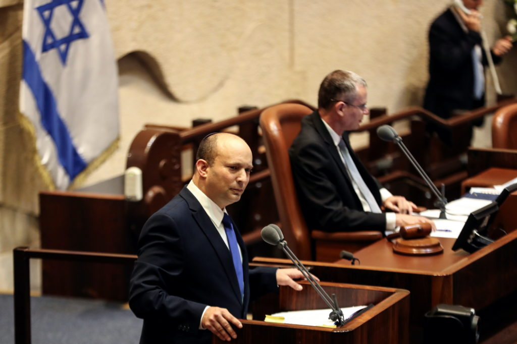 News Wrap: Israel's Naftali Bennett officially unseats Benjamin Netanyahu