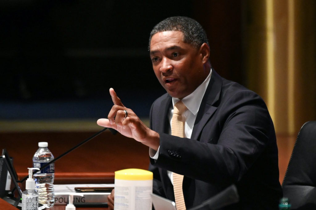 Investing in police important to rebuild community trust, Cedric Richmond says
