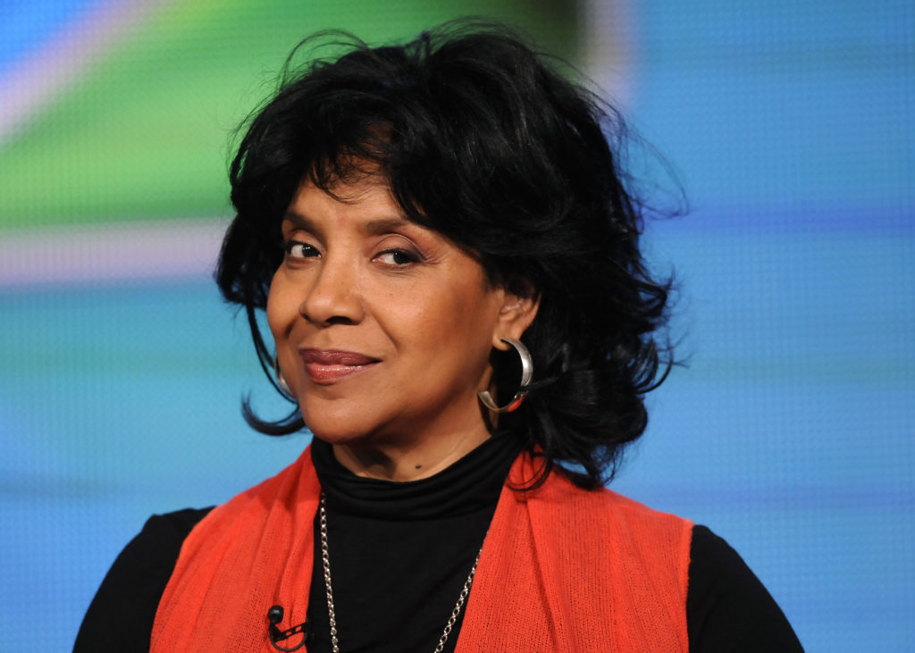 """Actress Rashad takes part in a panel discussion of NBC Universal's series """"Do No Harm"""" in Pasadena"""