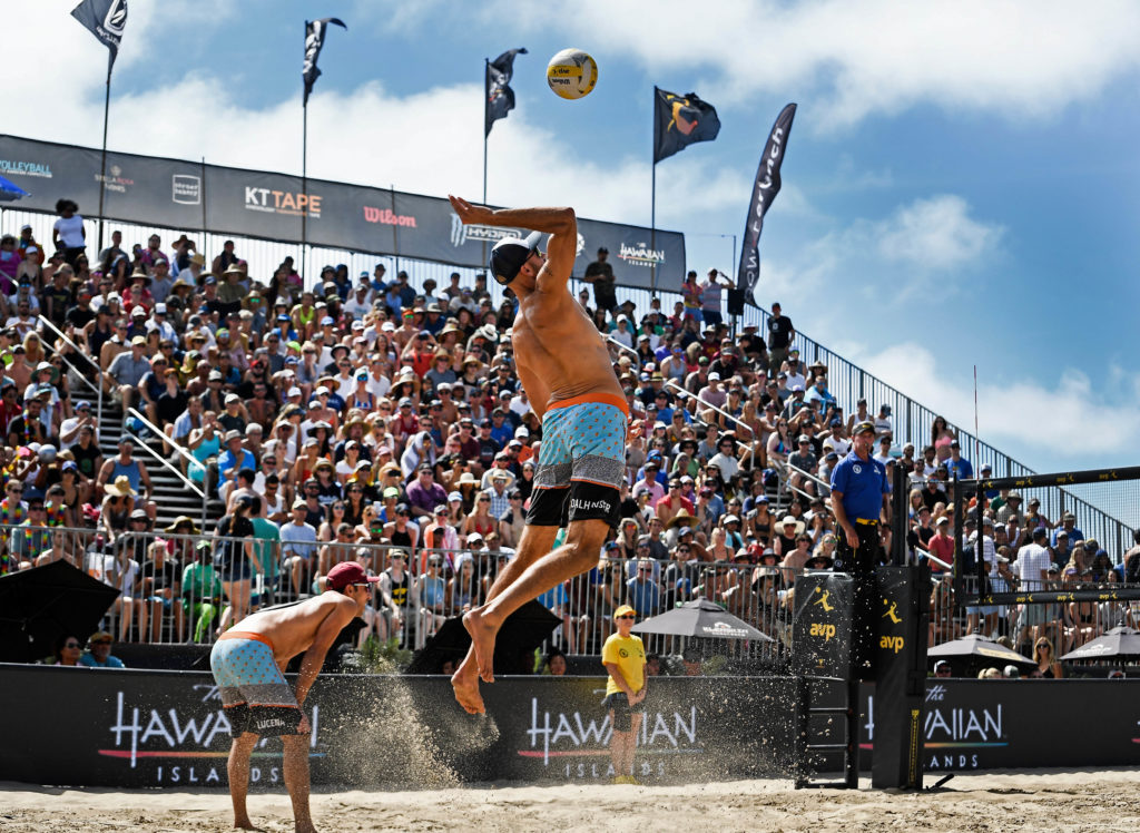 Volleyball: AVP Manhattan Beach Open