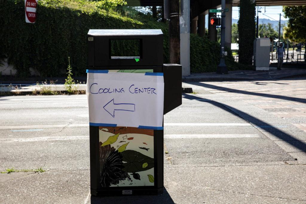 U.S. Pacific Northwest faces heat wave