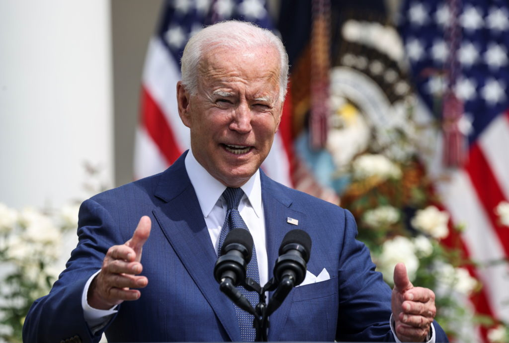 U.S. President Biden hosts Disabilities Act 31st anniversary event at the White House in Washington