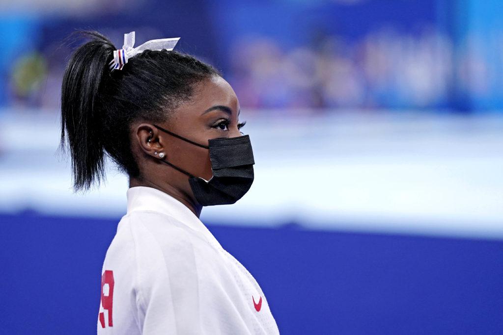 Olympics: Gymnastics - Artistic-Womens Team Final
