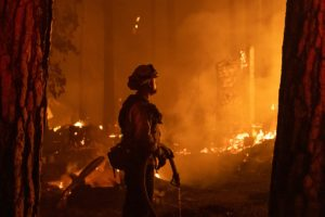 California's Dixie Fire Explodes As Western Wildfires Continue To Rage