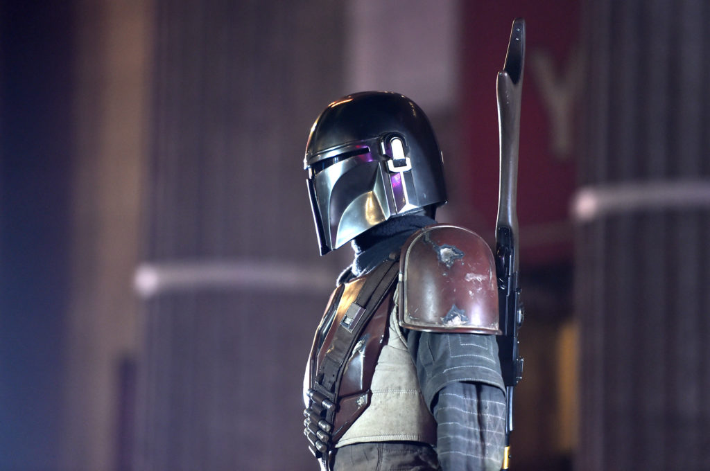 """Premiere And Q & A For """"The Mandalorian"""""""