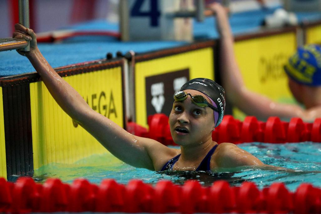Manchester International Swimming Meet 2021 - Day 3