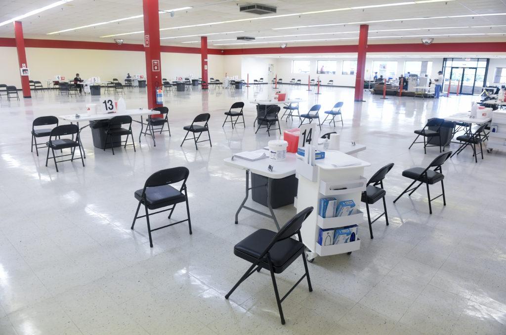 County Run COVID-19 Vaccine Center In Pennsylvania