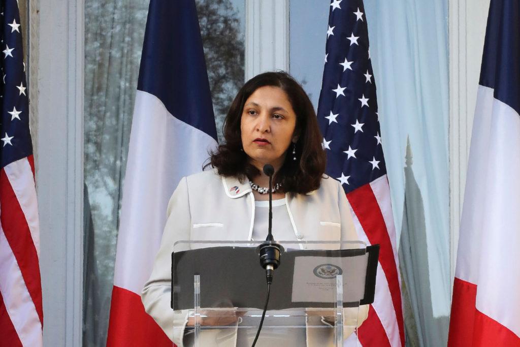FRANCE-US-POLITICS-DIPLOMACY-HISTORY-WWI