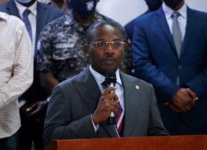 FILE PHOTO: Gunmen assassinate Haitian president at his home, in Port-au-Prince