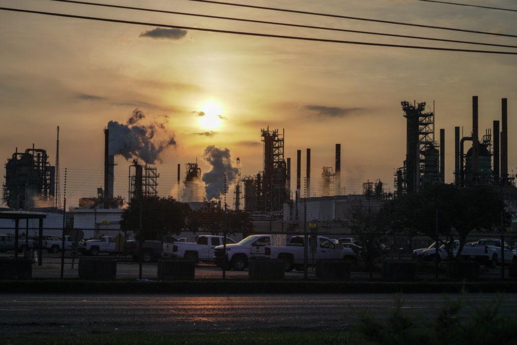 Exxon's U.S. oil refineries pump out more soot than rivals' plants