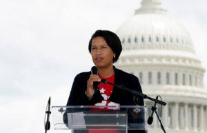 Black Voters Matter national rally in support of DC statehood in Washington