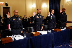 U.S. House Committee investigating the January 6th Attack on the U.S. Capitol holds first hearing in Washington