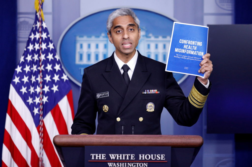U.S. surgeon general on the 'most powerful tools' to combat the delta variant