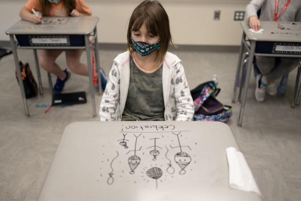 COVID-19 tested many students' mental health; some U.S. schools are taking action