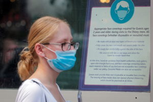 U.S. CDC recommends vaccinated Americans wear masks indoors in many cases