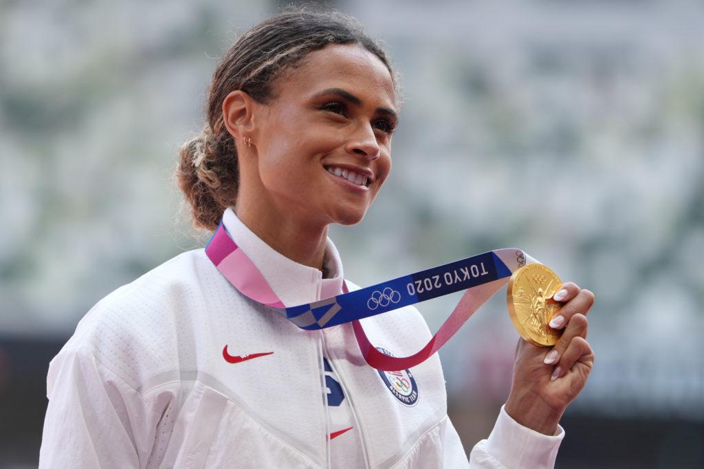 Olympics: Athletics-Aug 4 Morning Session