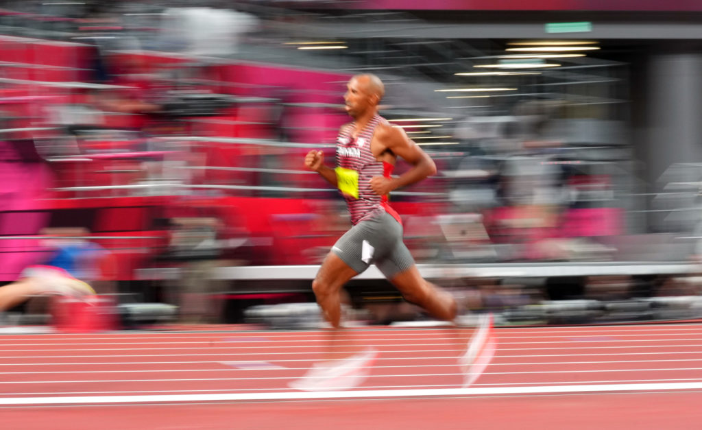 Athletics - Men's 1500m - Decathlon 1500m