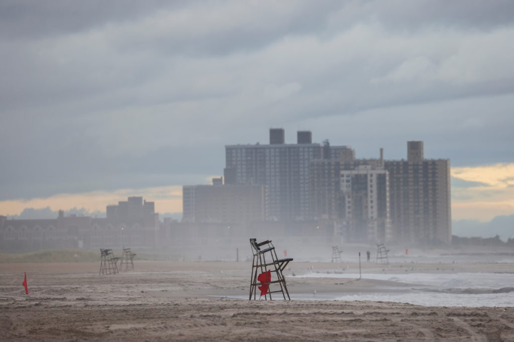 Tropical Storm Henri lands in the Northeast