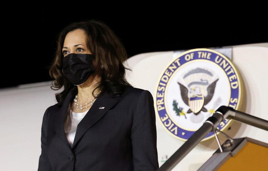 U.S. Vice President Kamala Harris visits Vietnam