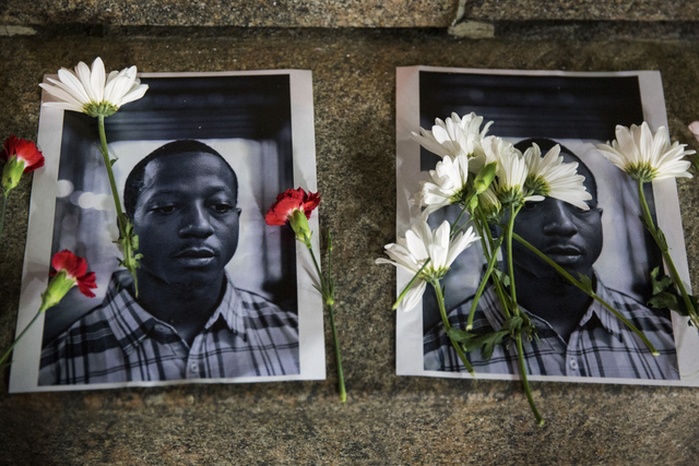Exhibition sheds light on Kalief Browder's years in solitary confinement