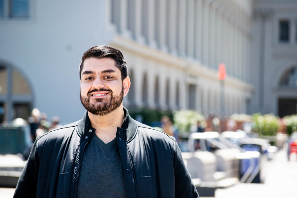 Harris Mojadedi, who lives in Fremont, California, is organizing a town hall on Aug. 20 to help Afghan Americans who are trying to bring family members to the U.S.