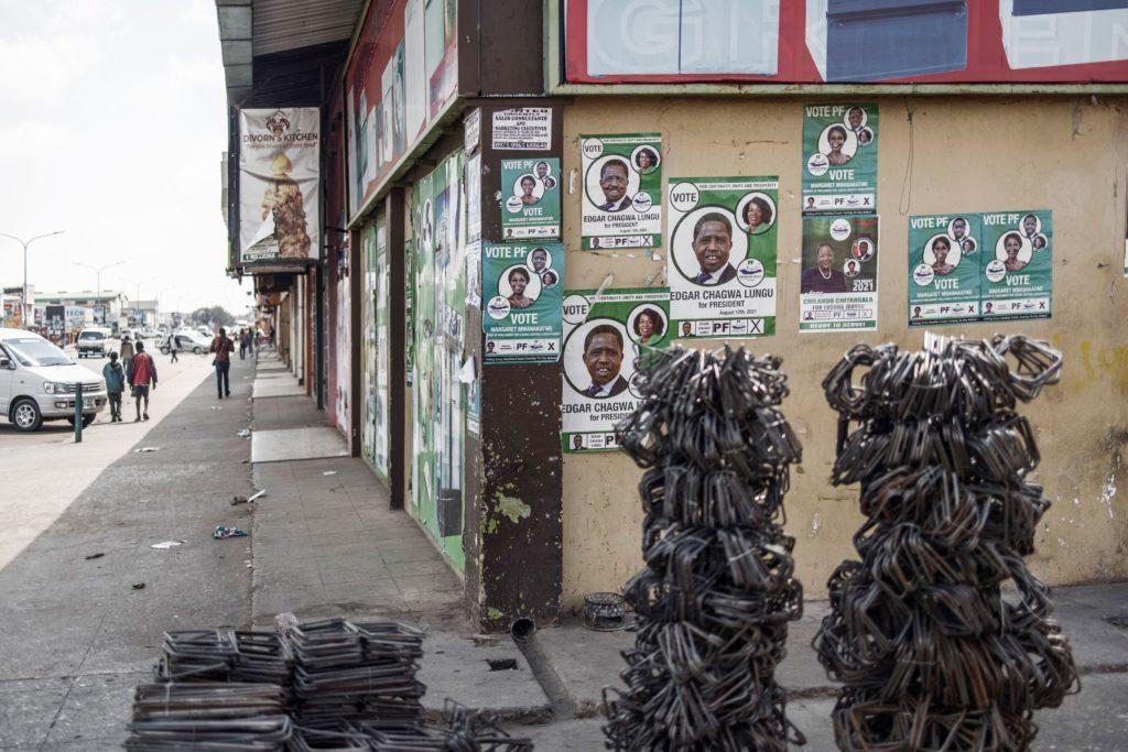 ZAMBIA-ELECTIONS-ECONOMY