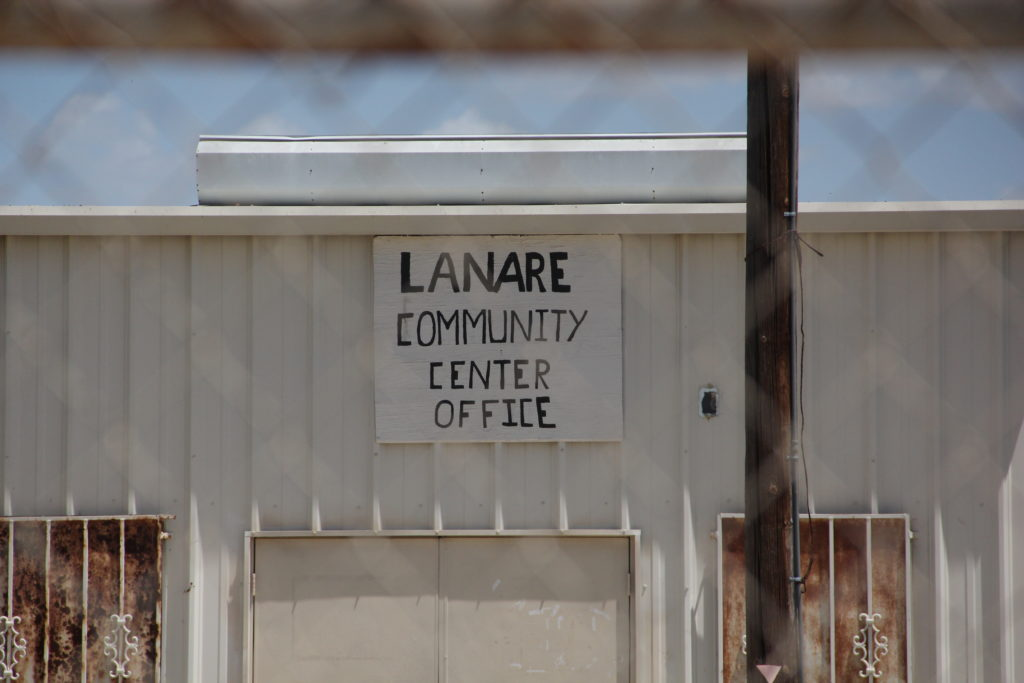 The Lanare Community Center is in Fresno County (Courtesy photo)