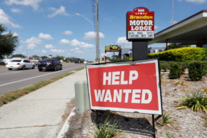 Help wanted signs appear across Brandon
