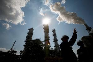 FILE PHOTO: Valero oil refinery in Norco, Louisiana
