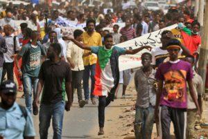 SUDAN-POLITICS-DEMO