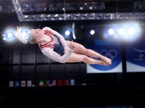 Gymnastics - Artistic - Women's Floor Exercise - Final