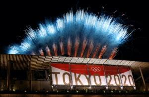 Tokyo 2020 Olympics - The Tokyo 2020 Olympics Closing Ceremony