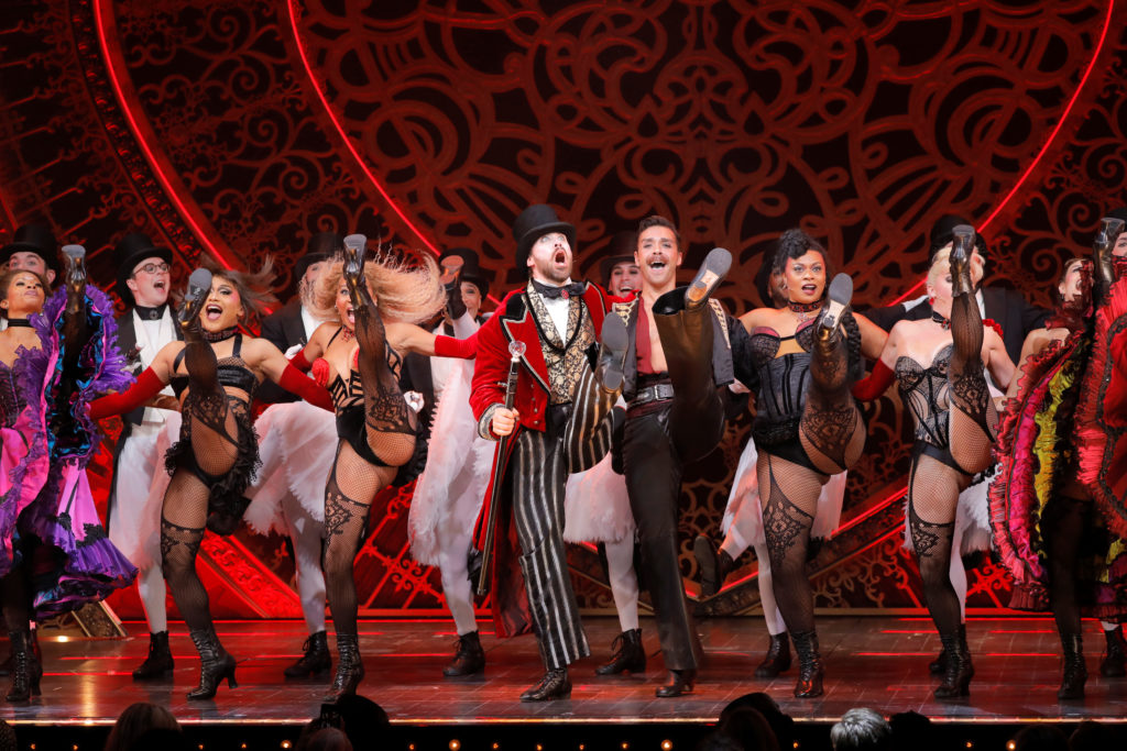 'Moulin Rouge! The Musical' sashays home with 10 Tony Awards