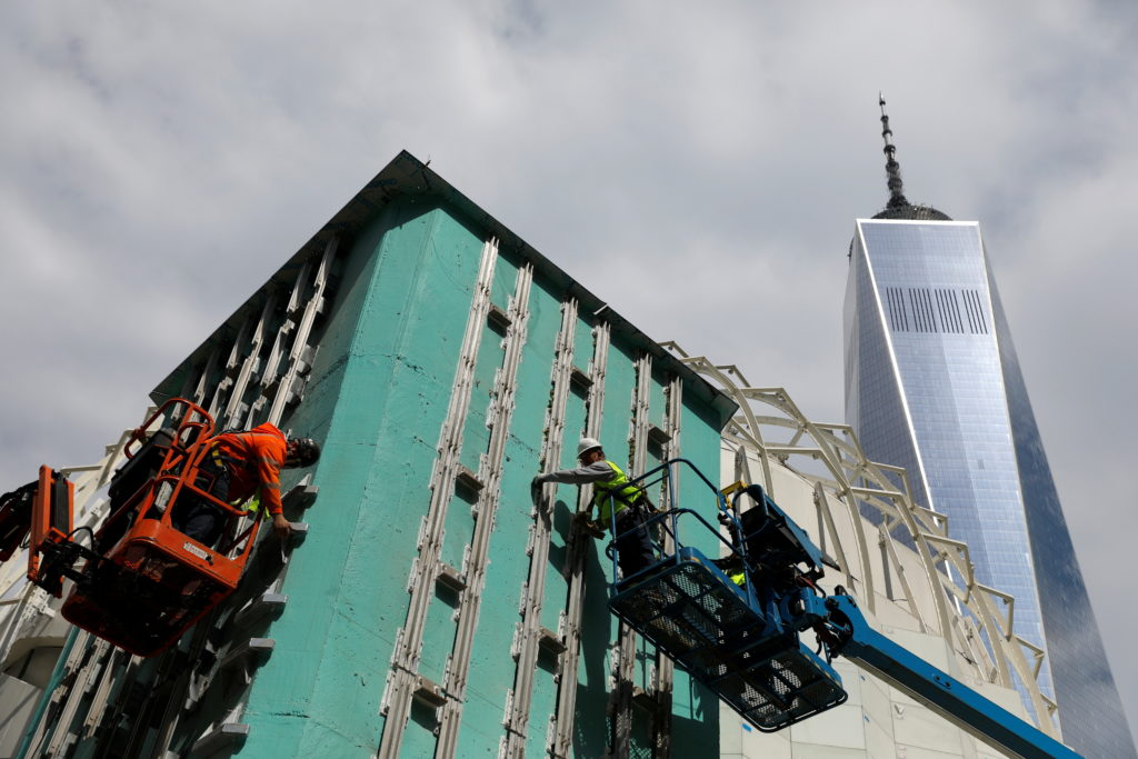 This church was destroyed on 9/11. Now it's reopening as a shrine to victims - PBS NewsHour