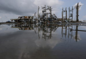 FILE PHOTO: Scenes of the aftermath of hurricane Ida in Louisiana, U.S.