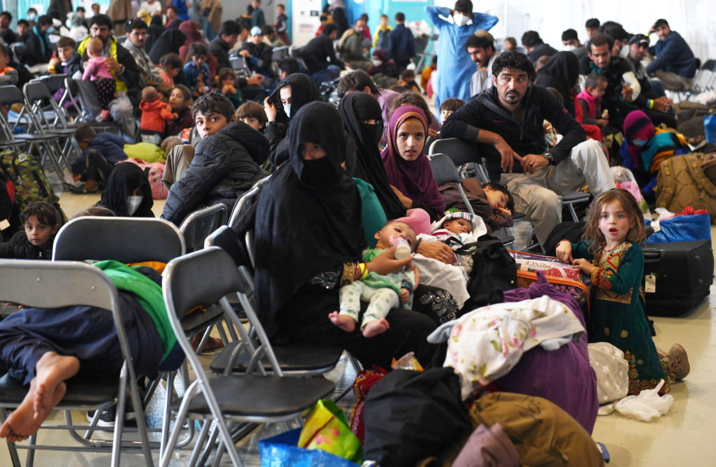 Americans Being Turned Away from Hospital Due To Hordes of Diseased Afghans