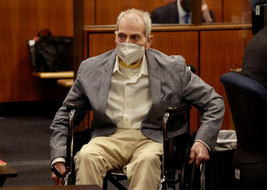 Closing arguments in the Robert Durst murder trial