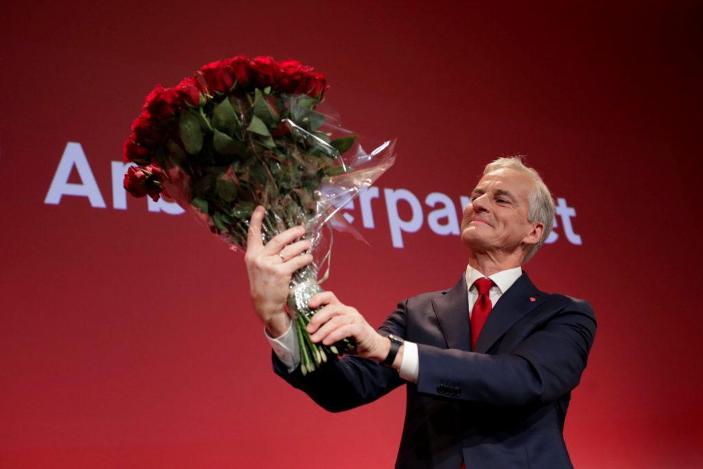 2021 Norwegian parliamentary election